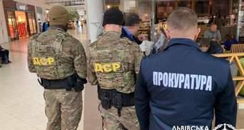 Во Львове на взятке задержали руководителя управления водных ресурсов: фото