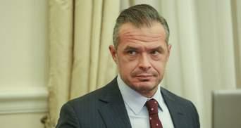 Экс-главе Укравтодора направили сообщение о подозрении в Польшу