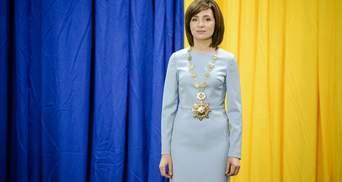 Питання Придністров'я – передусім: Санду окреслила майбутнє взаємин Молдови та Росії