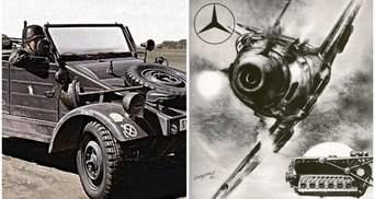 Третий Рейх: что выпускали известные бренды авто в годы Второй мировой