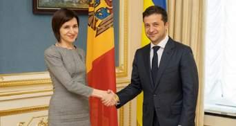 Майя Санду розповіла, з чим і для чого їде в Україну