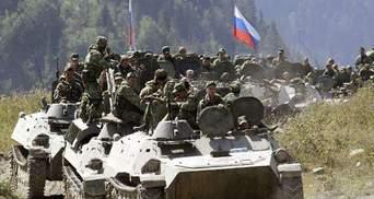 """В окупованому Севастополі російські контрактники пройшли """"курс виживання"""""""