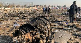 С 5 попытки: Иран передал Украине отчет по авиакатастрофе МАУ