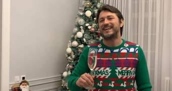 Сергей Притула рассказал, почему воровал колбаски на Рождество