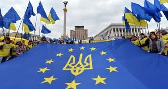 Які сьогодні має Україна шанси щодо вступу в ЄС: чи є загроза безвізу