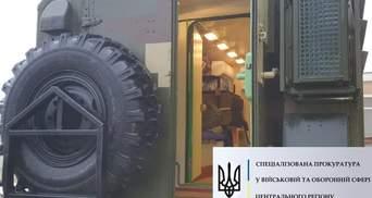 На 200 тысяч: на Черниговщине задержали военного, который прибрал к рукам спецсредства связи