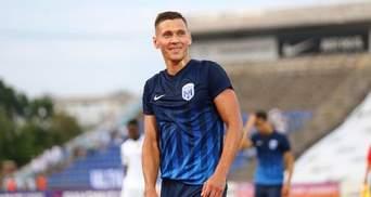 Філіппов став найкращим гравцем Десни у 2020 році: він покинув команду ще у вересні