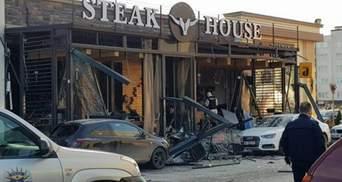У Косові стався вибух у кафе: десятки постраждалих, можливі жертви – фото, відео