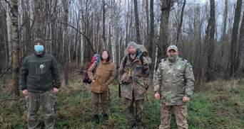 На Новый год в Чернобыль: на Киевщине поймали 14 искателей экстремального туризма
