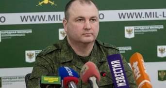 Разборки из-за контрабанды: в Луганске подорвали одного из главарей боевиков