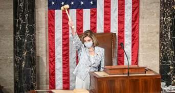 Конгресс отклонил возражения Трампа с разгромным результатом