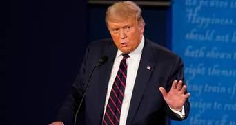 Трамп согласился мирно передать власть Байдену