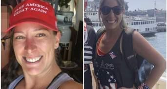 Жертва беспорядков в Вашингтоне: что известно о застреленной Эшли Бэббит в Капитолии