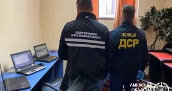 Во Львове разоблачили подпольное казино: организаторам грозит немалый штраф – фото
