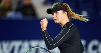 Свитолина начала 2021 год с победы на турнире в Абу-Даби: видео