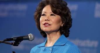 После беспорядков у Капитолия Министер транспорта США ушла в отставку: кто ее заменит