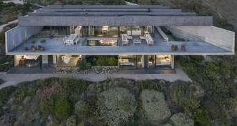 Розкішний будинок на морському схилі: у Чилі презентували незвичайний проєкт – фото