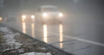 Гололедица и налипание мокрого снега: украинцев предупредили о непогоде 9 января