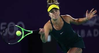 Свитолина легко победила россиянку Звонареву и вышла в 1/8 финала в Абу-Даби: видео