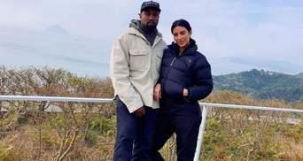 Канье Уэст мог изменить Ким Кардашян с мужчиной, – СМИ