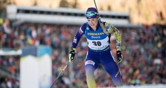 """Джима фінішувала 14-ю, норвежка Тіріль Екхофф оформила """"золотий"""" дубль у персьюті"""