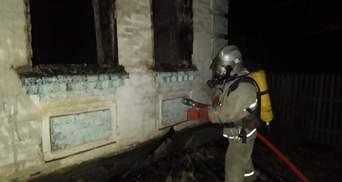 На Кіровоградщині 8 січня сталося 3 пожежі: є жертви – фото