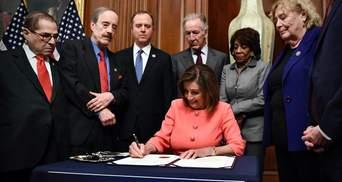 Импичмент Трампу в Палате представителей готовятся рассмотреть 11 января