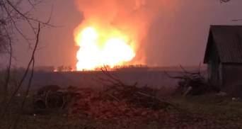 Взрыв в Лубнах: газоснабжение полностью восстановили