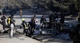 В Афганістані знову теракт: внаслідок підриву бомби загинули 3 людей