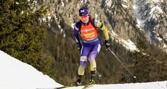 Украина финишировала 14-й, Франция получила красивую победу в одиночной эстафете в Оберхофе