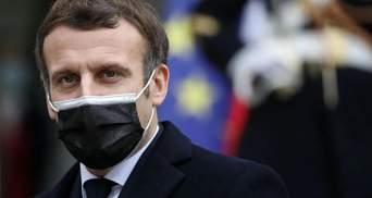 Марнотратство Макрона під час COVID-19: у чому французи звинуватили президента