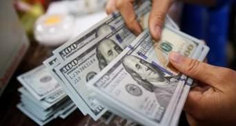 Готівковий курс валют 11 січня: долар і євро дешевшають