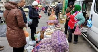 У Києві попри заборону проведуть продуктові ярмарки