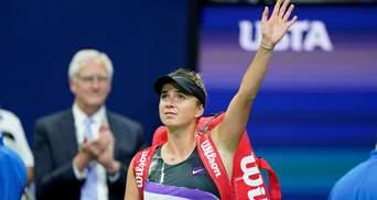 Свитолина драматично проиграла россиянке в четвертьфинале престижного турнира
