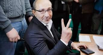У Харкові з'ясовують ймовірну підробку підпису Кернеса: поліція відкрила провадження