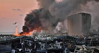 Справа про вибух у Бейруті: Інтерпол оголосив у розшук 2 росіян та португальця