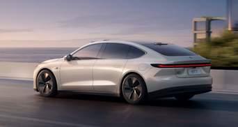 Будет конкурировать с Tesla: китайцы представили новый электрокар Nio – роскошные фото, цена