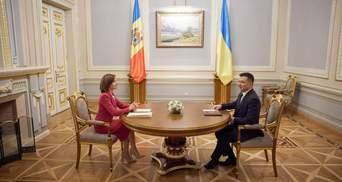Україна в планах Молдови відіграє стратегічне значення, – політолог про візит Санду в Київ