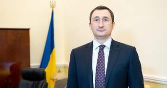 Когда в Украине построят дороги и какие планы на 2021 год: эксклюзивное интервью с Чернышевым