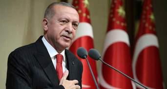 Ердоган зареєструвався у телеграмі і показав котика: мила світлина