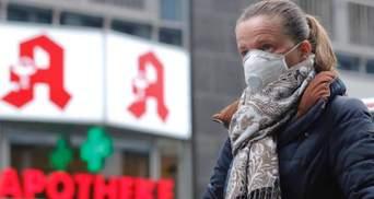 """""""Більш заразна"""" мутація коронавірусу з ПАР дісталась Німеччини"""