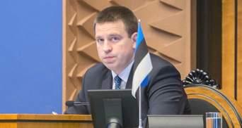Уряд Естонії йде у відставку через корупційний скандал: деталі