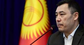 Тріумф Садира Жапарова: у Киргизстані оприлюднили результати президентських виборів