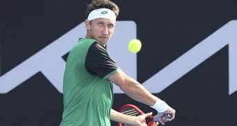 Стаховський вперше з 2016 року зіграє в основній сітці Australian Open