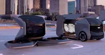 General Motors представила концепт летающей машины: акции компании выросли на 7%