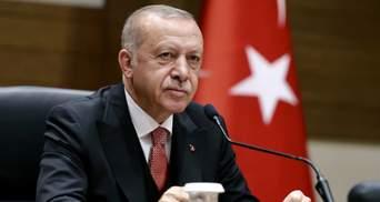Давно готові: Ердоган запропонував прийняти Туреччину в Євросоюз