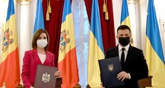 Потепление в отношениях Молдовы и Украины: о значении визита Майи Санду в Киев