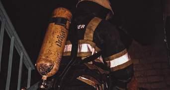В Киеве на Леся Курбаса произошел пожар: погиб человек