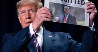 Трампу могут запретить избираться снова в случае утверждения импичмента