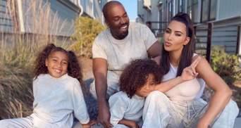 Дети Кардашян и Веста ничего не знают о разводе родителей